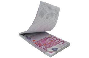 MONEY NOTES ΣΗΜΕΙΩΜΑΤΑΡΙΟ 500€